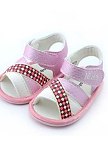 Baby Shoes Casual Sandals Pink/Beige