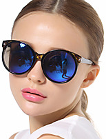 Women 's 100% UV400 Round Sunglasses
