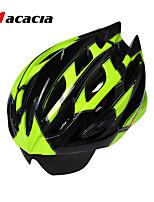 Casque ( Vert/Rouge/Bleu/Rose Foncé/Argent , PC/EPS )-de Unisexe - pentru Cyclisme/Cyclisme en Montagne/Cyclisme sur Route