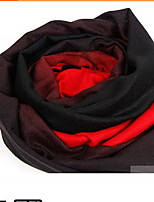 Women Lovely Fashion Cashmere scarf Double Color Shawl
