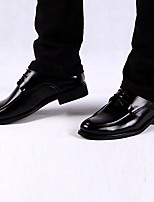 2015 New Fashion Hot Sale Men's Shoes Office & Career/Casual Oxfords Black