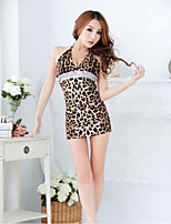 Kayi Women Cotton Blends/Lace/Nylon Uniforms & Cheongsams/Ultra Sexy Nightwear