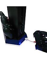 Ventilateurs et supports - PS4/Sony PS4 - Rechargeable/Port USB Plastique #