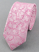 SKTEJOAN®Men's Business Casual Wedding Tie. (Width: 6CM)