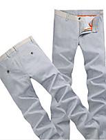 Men's Casual Pure Suits Pants