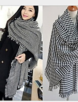 Thick Warm Classic Plover Wool Scarf