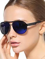 Women 's 100% UV400 Aviator Sunglasses