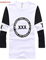 Quality Cotton 2015 Men Long Sleeve Sport MEn T-Shirt hot sale