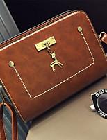 Handcee® Fashion Style Woman PU Shoulder Bag