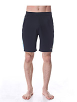 Baggy Shorts ( Blanco/Verde/Negro ) - Transpirable/Secado rápido/Capilaridad - para Hombres