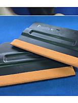 Auto Squeegee Antislip Glass Ergonomic Wiper Window Brush Cleaning Soft Silicone Car Care Car Wash Brush Water Scraper