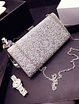Ladies Dazzling Sparkling Wedding Bridal Clutch Prom Evening Bag Purse Handbag