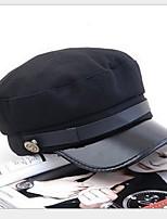 Unisex Fashion Style Navy Cap Peak Cap