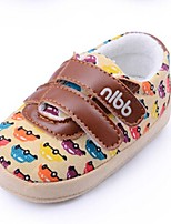 Baby Shoes Casual Fashion Sneakers Blue/Tan