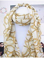 The European and American Wind Silk Scarves