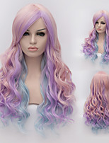 European And American High-Quality High-Temperature Wire Big Wave Hair Wigs Fashion Girl Necessary