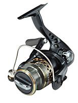 Cleanmate G4-20F 5.0:1 6 Rolamentos Pesca de Mar/Pesca Voadora/Rotação/Pesca de Gancho/Pesca de Água Doce Molinetes Rotativos Trocável