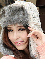 WomeLei Feng's Hat Thermal Protective Ear Cap Flying Cap In Winter