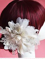 Blommor Headpiece Dam/Blomflicka Bröllop/Speciellt Tillfälle Spets/Strass Bröllop/Speciellt Tillfälle 1 st.