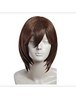 Kotobuki Reiji Cosplay Wig Anime Uta No Prince Sama Light Brown 14'' Short Straight Men'S Wig