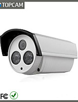 TOPCAM 1.0Megapixel Surveillance Camera Outdoor Waterproof IR IPCamera With 4mm Lens
