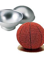 molde de torta de pan forma de cesta de aluminio para hornear cuatro c, herramientas de panadero para tortas, suministros para hornear