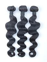 3pcs / lot 08.30 extensiones de pelo de la trama