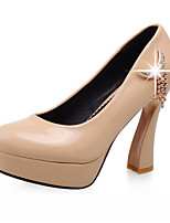 Women's Shoes Chunky Heel Round Toe Pumps/Heels Casual More Colors available