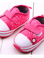 Baby Shoes Casual Fabric Fashion Sneakers Blue/Pink
