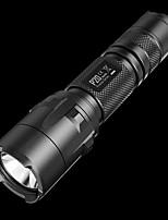 Linternas LED (A Prueba de Agua / Táctico) - LED 6 Modo 800 Lumens Cree XM-T6 L2 - paraCamping/Senderismo/Cuevas / Policía/Militar /