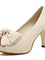 Women's Shoes  Low Heel Open Toe Sandals Casual Beige