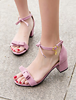 Women's Shoes Chunky Heel Open Toe Sandals Dress More Colors Available