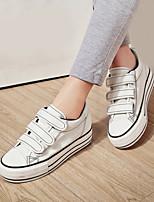 Scarpe Donna - Sneakers alla moda / Mocassini - Casual - Plateau / Comoda / Punta arrotondata - Plateau - Di corda -Nero / Blu / Bianco /