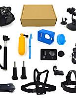 Ourspop GP-K04 13-in-1 Accessories Kit for Gopro Hero 4 Hero3+ Hero3 Camera