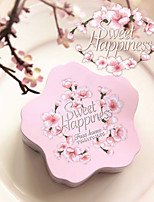 1 Piece/Set Favor Holder - Creative Metal Gift Boxes Non-personalised