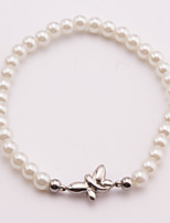 Women's Stainless Steel Chain With Bracelet