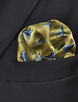 Men's Casual Pattern Multicolor  Pocket Square