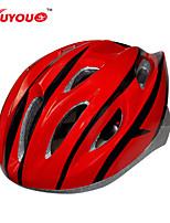 Casque Vélo (Rouge / Noir / Bleu / Orange , EPS / PVC)-de Unisexe - pentruCyclisme / Cyclisme en Montagne / Cyclisme sur Route /