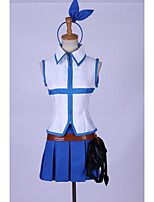 Fairy Tail Lucy Heartphilia Cosplay Costume