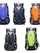The New Outdoor Riding Backpack Camping Trip to The Mountains