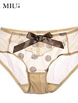 LA MIU Women Point Printing Panties (Only Transparent Panties)