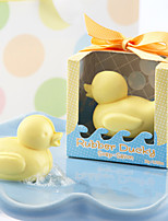 Rubber Duckie Bubble Bath Soap Baby Shower Party Novelty Soap Wedding Gifts