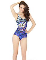 Cool Owl Pattern Swimwear Cosplay Costumes