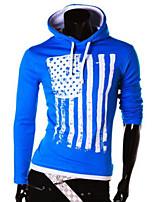 Men's Slim Casual Long Sleeve Hoodie T-Shirts