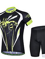 Tenus ( Voir l'image ) de Sport de détente/Cyclisme/Moto -Respirable/Isolé/Résistant aux ultraviolets/Perméabilité à l'humidité/Séchage