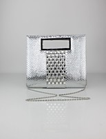 Handbag Faux Leather Evening Handbags/Clutches/Mini-Bags/Wallets & Accessories With Crystal/ Rhinestone