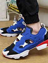 Walking Men's Shoes Black/Blue/Yellow