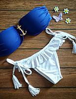 Women's 2015 New Sexy Brand Design Triangle Swimwear Bikin