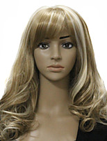 The European and American Fashion Girl it Curly Wig