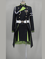 Seraph of the End ゆきみ しぐれ Cosplay Costume